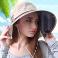 New Arrival Korean Style Cycling Sun Hats Sunscreen UV Protection Good Design Neck Protecting Outdoor Summer Sun Hats