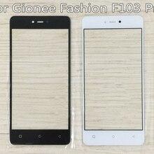 Black/White Touchscreen Sensor Touch Screen Digitizer For Gionee Fashion F103 Pr