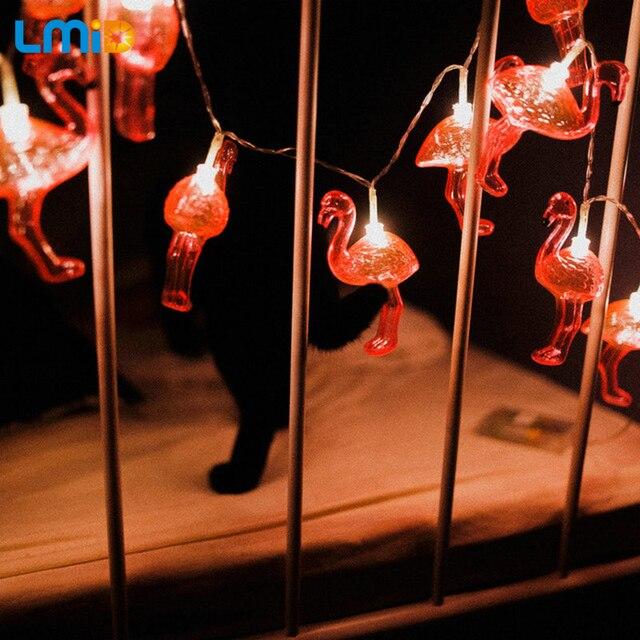 3M Red Flamingo Luminaria Waterproof LED String lights Holiday LED Strip lighting For Fairy Christmas Wedding & Aliexpress.com : Buy 3M Red Flamingo Luminaria Waterproof LED ... azcodes.com