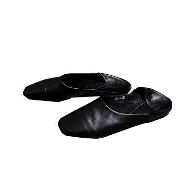 Moitié Automne Et Sauvages Casual De Carré La Printemps Petites Paresseux Chaussures Femmes 1 Glisser Plat 2 Talons Pantoufles À 2018 Bas wq7FTOBxI