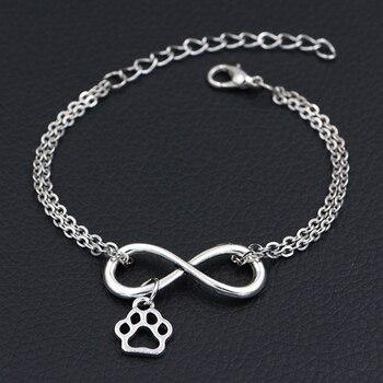 Dog Paw Charms Bracelets  2