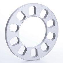 1 шт. 5 отверстий 12 мм алюминиевый авто ET колесо разделительная прокладка адаптер для 5X114 5X120 5X112 5X108 5X110 5X135 5X130 5X5X5 X аксессуары для стайлинга автомобилей