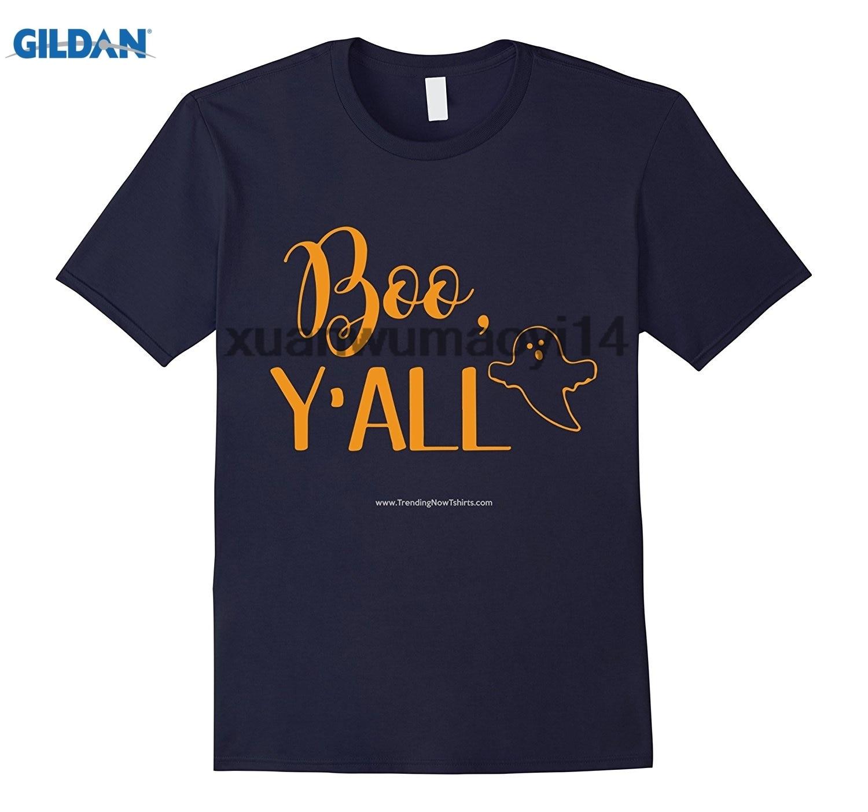 GILDAN Boo YAll fun and cute Halloween tshirt