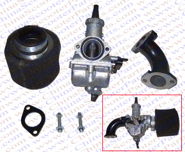 Mikuni VM26 30mm Carburetor kit for 150cc 200cc 250cc ATV Dirt Bike Carb original 26mm mikuni carburetor for cbt125 cb125t cbt250 ca250 carburador de moto