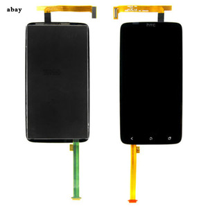 Image 2 - 4.7 For HTC One X S720e LCD Sensor Touch S720e Screen Digitizer Full Assembly For HTC S720e Display Black With/No Frame