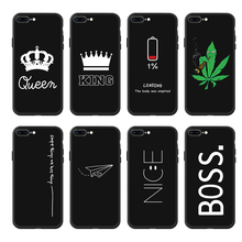 GerTong Fashion Pattern Case For iPhone 7 8 XS Max XR X Case For iphone 5 5s SE 6 6S Plus 7plus Soft Silicon Phone Cover Coque цена и фото