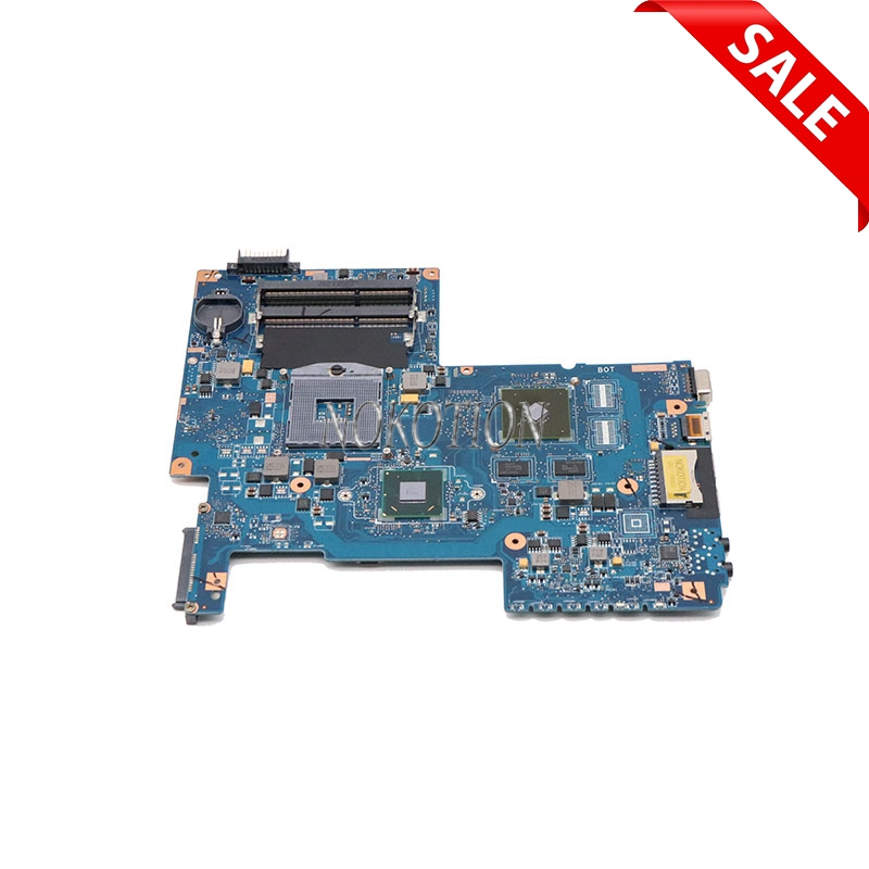 NOKOTION H000033490 For Toshiba Satellite C670 C670-17D Laptop Motherboard with GT315M Video Card onboardNOKOTION H000033490 For Toshiba Satellite C670 C670-17D Laptop Motherboard with GT315M Video Card onboard