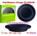 4 piece/LOT  original Charging Pad Wireless Charger EP-PG920I for SAMSUNG Galaxy S6 G9200 S6 Edge G9250 G920f