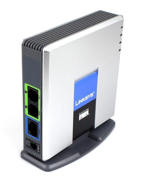 Linksys SPA3000 VoIP FXS FXO VoIP PSTN Teléfono SIP teléfono línea adaptador de teléfono IP servidor telefon ATA desbloqueado