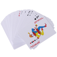 Secret Marked Poker Cards See Through Playing Cards Magic Toys Poker Magic Tricks xf texas hold em side marked cards for poker analyzer poker scanner poker predictor cheat in gamble
