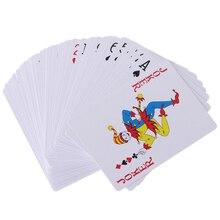 все цены на Secret Marked Poker Cards See Through Playing Cards Magic Toys Poker Magic Tricks онлайн