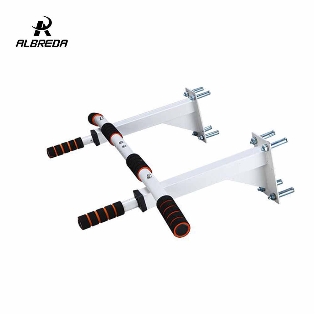 3707d53357c ALBREDA Wall horizontal bar home Fitness multi function training Equipment Body  Home Gym Workout pull up