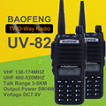 For Baofeng uv-82 8w UV-82 walkie talkie sister portable radio walk talk baofeng UV 82 UV82 gt-3 bf-a58 uv5r uv-5r puxing px-777
