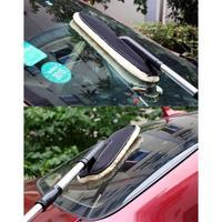 VODOOL Dài Rửa Tay Cầm Xe Bàn Chải Làm Sạch Mop Giặt Car Body Window Gạt Nước Công Cụ Làm Sạch Kit Chất Lượng Cao