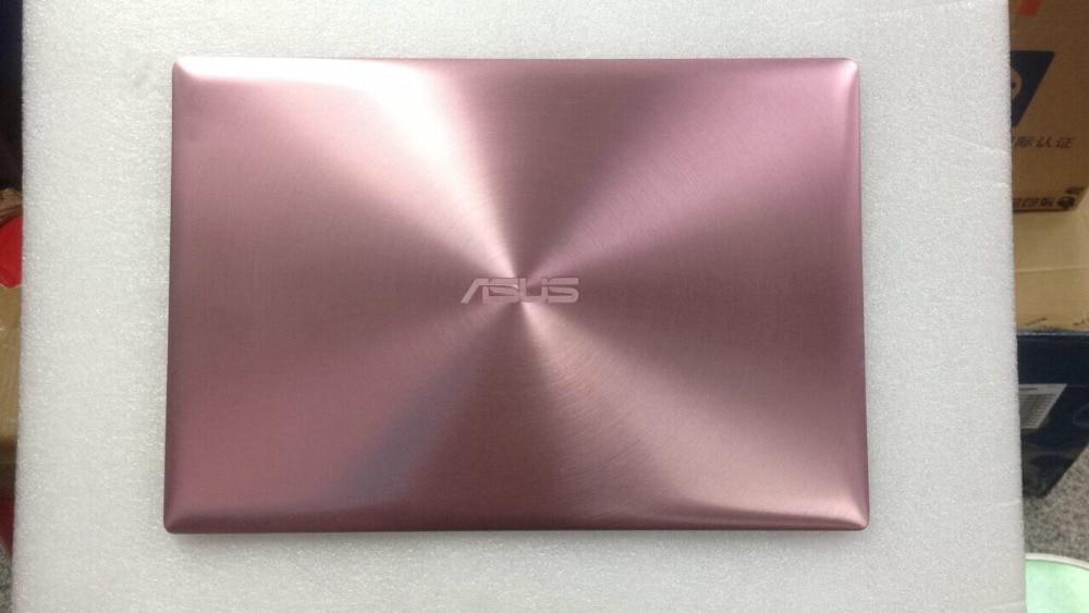 95% new LCD Back Cover Top Lid For ASUS UX303L UX303 U303L UX303LA UX303LN AM16U000R0S 13NB04R1AM0123 Rose Golden