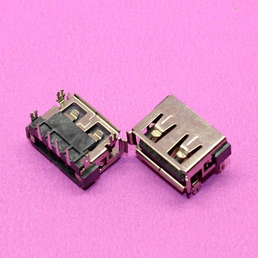 YuXi 100% New USB Port Jack Plug Socket Connector Motherboard For Emachines E520 E525 E725 E430 E527 E625 E630 E627 E727