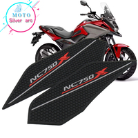 FOR HONDA NC750 NC700 NC750X 2014 2019 2018 2017 2016 Protector Anti slip Tank Pad Sticker Gas Knee Grip Traction Side 3M Decal