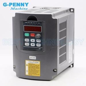 Image 4 - 2.2KW ระบายความร้อนด้วยน้ำชุด CNC แกนมอเตอร์ 80*230 2.2KW VFD อินเวอร์เตอร์ & 80mm Bracket & ปั๊มน้ำและ 8 pcs 0.008mm collets