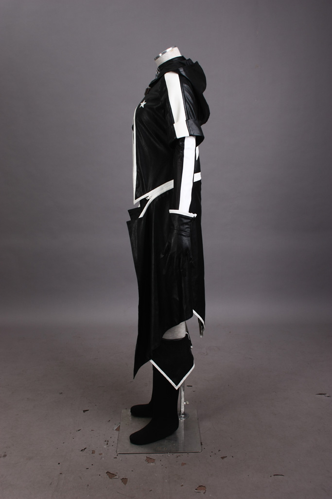 Image 4 - Vocaloid Insane Black Rock Shooter Cosplay Costume Tailor Made-in Anime Costumes from Novelty & Special Use