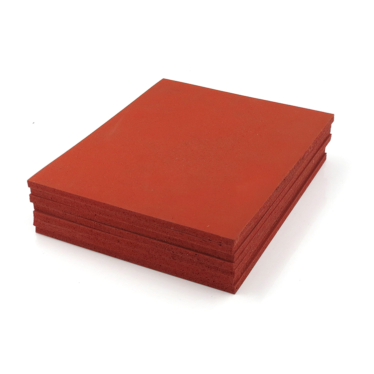 Pressing mat Laminating machine silicone pad Super soft sponge foam board high temperature resistant padPressing mat Laminating machine silicone pad Super soft sponge foam board high temperature resistant pad