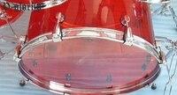 24inch Silver Color Bass Drum Hoop Metal Hoop