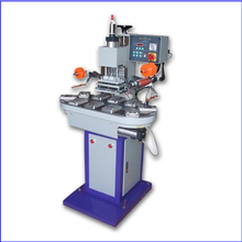 sale semi-automatic turntable hot foil stamping machine price