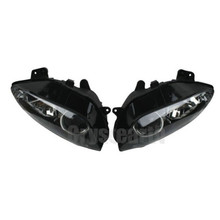1 Pair Motorcycle Headlight Front Head Light Headlamp Assembly For 2004 2005 2006 Yamaha YZFR1 YZF