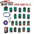 2016 Mais Novo UPA USB Serial Programmer Full Set V1.3 Popular Universal Eeprom Chip Programador Ferramenta auto ECU