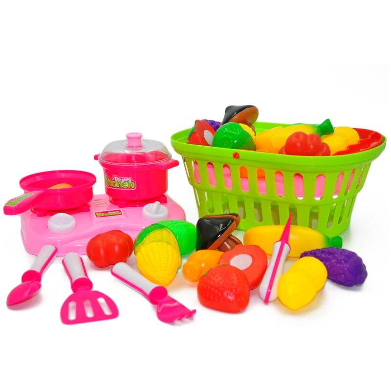 La familia de la cocina de los niños juega los juguetes del - Juguetes clásicos - foto 1