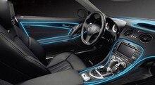 1M/2M Multicolor Car LED Cold lights Flexible Neon EL Wire