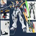 Novo anime figuras de ação robot anime Gundam montado MG 1 : 100 MG deus da morte adesivos luminosos clássico brinquedo Gundam brinquedos infantis