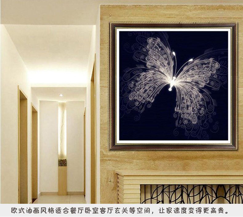 butterfly diamond painting cross stitch Needlework 5D diamond embroidery round resin diamond picture mosaic religious picture in Diamond Painting Cross Stitch from Home Garden