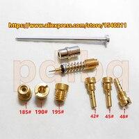 Harley 883 CV Type SPORTSTER 883 CARBURETOR Keihin Carburetor Repair Kit For XLH883 Series Jets Can