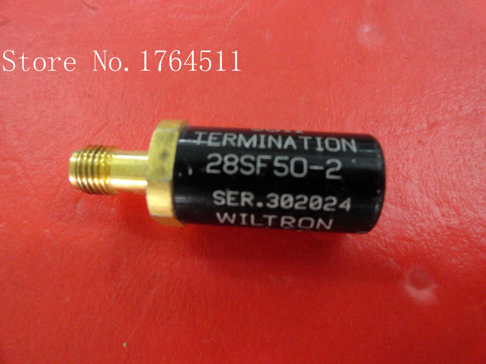 [BELLA] The Calibration Precision Coaxial Load WILTRON 28SF50-2 26.5GHZ