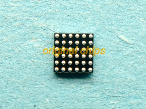 50 pcs/lot pour iphone 5s 5c chargeur ic 1610A1 36 broches U2 1610 1610A