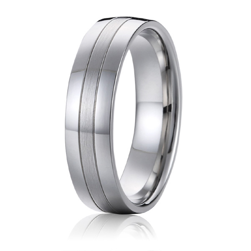 Top Quality Classic Europe Western Design White Gold Style