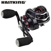KastKing Royale Légende Haute Vitesse 7.0: 1 Baitcasting Reel 11 + 1 Bb Top Qualité Glisser Puissance 8 KG droit/Gaucher Moulinet De Pêche