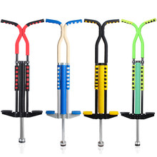 New Adults/Kids Pogo Stick Kangaroo Jumping Shoes Jumping Stilts Fly Jumper Boing Outdoor Body-building Gym Sports Air Kicks(China)
