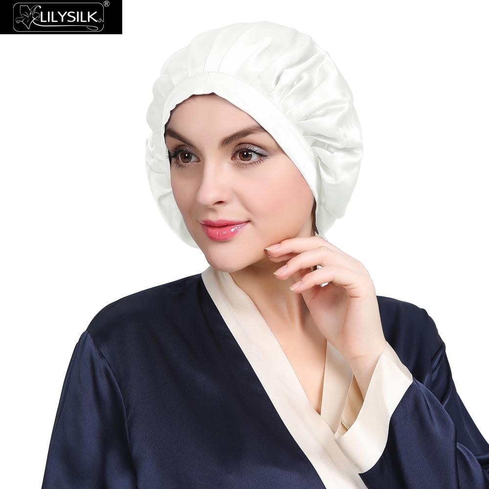 1000-white-silk-sleeping-cap-concise-style-01