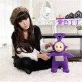 Большой прекрасный новый творческий Телепузики игрушки чучела фиолетовый кукла подарок о 50 см