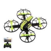 X1 bricolage assembler détachable 480 P 720 P caméra Drone RC quadrirotor Wifi FPV MIni Drone Altitude tenir RC Dron Selfie