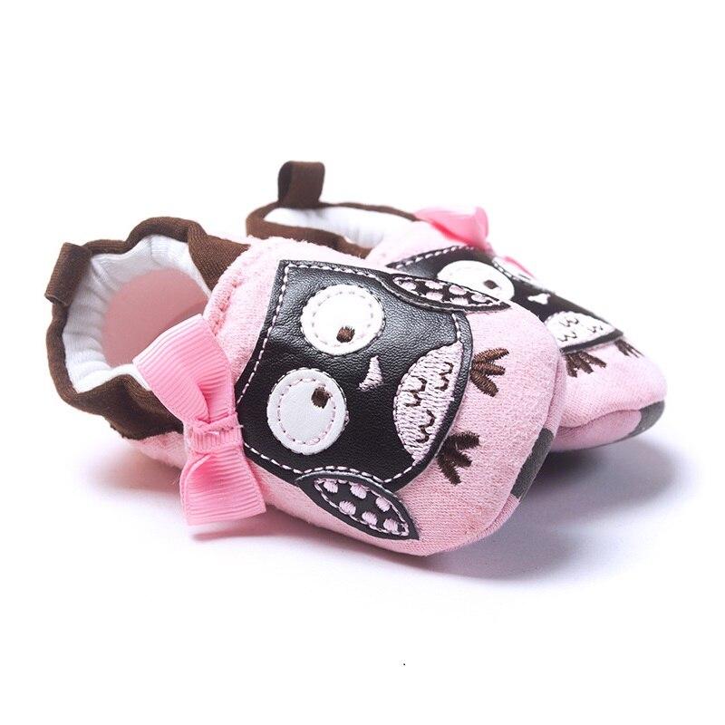 Pink-Owl-Baby-Girls-Shoes-Soft-Sole-Cotton-Newborn-Shoe-Bebe-First-Walkers-Socks-Prewalkers-newborn-Moccasin-2