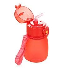 308ml Tritan Children Water Bottle For Baby Kids Feeding Water Bottle BPA Free Portable Candy Color Leak Proof Direct Drinking мюллер золрак голоса деревьев таро оришей комплект из 2 книг 2 колоды карт