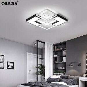 Image 2 - Modern LED Chandeliers For Living room Bedroom Kitchen Luminaries LED Ceiling Mounted Chandelier Lightings chandelier lamp