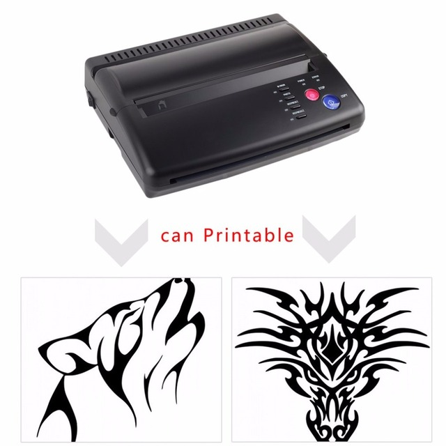 Professional Tattoo Tool Drawing Design Tattoo Thermal Stencil Maker ...