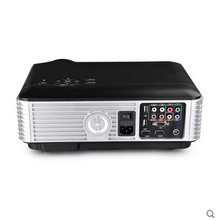 Free shipping high Brightness of 3500lumen Projector smart TV Proyector projetor native 1280*800pixes home theater