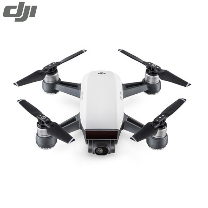 2017 New DJI Spark Drone 2KM FPV RC Drone with 12MP 2-Axis Mechanical Gimbal Camera QuickShot Gesture Mode Quadcopter new dji top