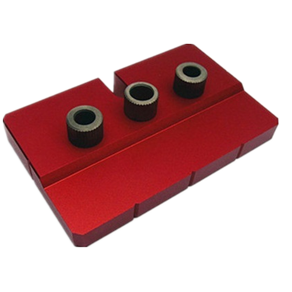 3 in 1 High Precision expansion hole locator for woodworking drilling guide tool 10MM  8MM Woodworking openings  цены