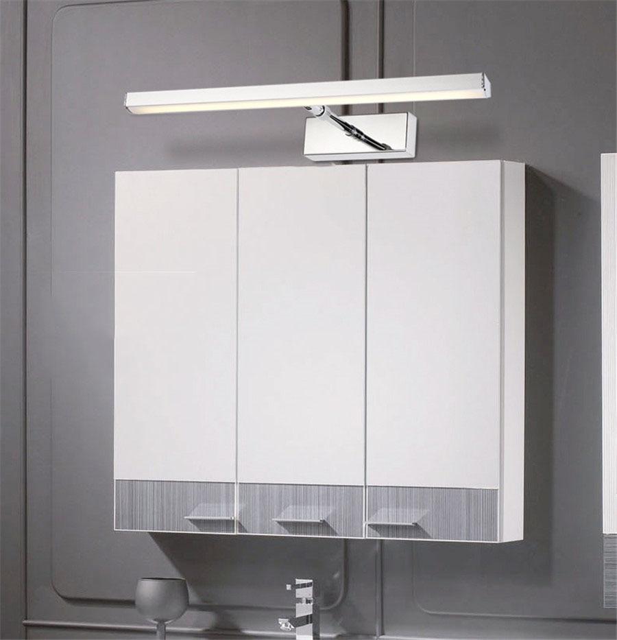 ZEORX 39/49 CM 15/19in badkamer spiegel licht led slaapkamer studie ...