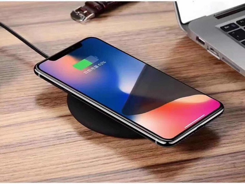 Image 5 - DASENLON Wireless Charger, Qi Fast Charging Wireless Pad for All Wireless Charging Enabled Phones-in Mobile Phone Chargers from Cellphones & Telecommunications